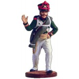 Солдатик оловянный Наполеоновские войны Бомбардир (4 номер)...