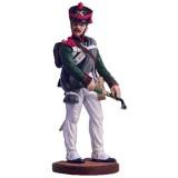 Солдатик оловянный Наполеоновские войны Канонир (3 номер)...