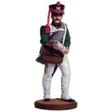 Солдатик оловянный Наполеоновские войны Канонир (2 номер) армейской...