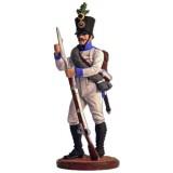 Солдатик оловянный Наполеоновские войны Фузилёр 4-го пехотного...