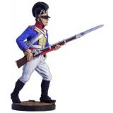 Солдатик оловянный Наполеоновские войны Фузилер 9-го линейного...