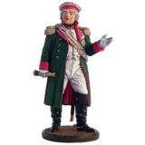 Солдатик оловянный Наполеоновские войны Генерал-фельдмаршал князь...