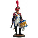 Солдатик оловянный Наполеоновские войны Барабанщик гренадерской...