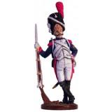 Солдатик оловянный Наполеоновские войны Рядовой полка пеших...