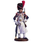 Солдатик оловянный Наполеоновские войны Сапёр пеших гренадер Имп...