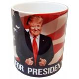 Кружка Трамп, американский президент