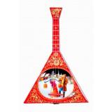 Музыкальный инструмент балалайка Парочка у колодца, музыкальная...