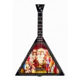 Музыкальный инструмент балалайка боярский пир, музыкальная шарманка