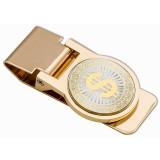 Изделия Златоуста сувенир зажим для денег, Доллар