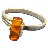 Янтарь кольцо Р0105-1