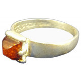 Янтарь кольцо Р0105-2