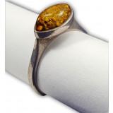 Янтарь кольцо Р0105-3