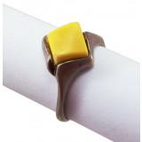 Янтарь кольцо кольцо Р0107