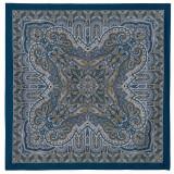 Платок Павловопосадский шелковый атлас, 89 x 89 846-13 Новелла,...