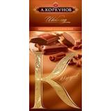 """Шоколад шоколадная плитка """"Коркунов"""", молочный классический"""