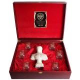 Подарок с гравировкой Подарочные штофы из керамики 050203155,...