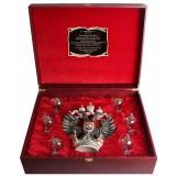 Подарок с гравировкой Подарочные штофы из керамики 050203144,...