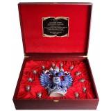 Подарок с гравировкой Подарочные штофы из керамики 050203148,...