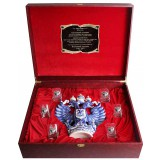 Подарок с гравировкой Подарочные штофы из керамики 050203152,...