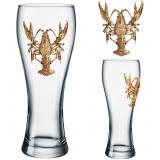Подарок с гравировкой Пивные кружки 080301057, Бокал для пива с...