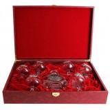 Подарок с гравировкой Подарки для мужчин Набор бокалов для...