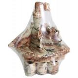 Подарок с гравировкой Подарочные штофы из керамики 050602009/1,...