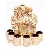 Подарок с гравировкой Подарочные штофы из керамики 050602008/1,...