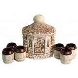 Подарок с гравировкой Подарочные штофы из керамики 050602007/1,...