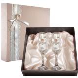Подарок с гравировкой Свадебные бокалы 050503045/1, Набор...