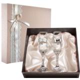 Подарок с гравировкой Свадебные бокалы 050503035/1, Набор...