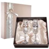 Подарок с гравировкой Свадебные бокалы 050503033/1, Набор...