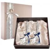 Подарок с гравировкой Свадебные бокалы 050503021/1, Набор...