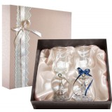 Подарок с гравировкой Свадебные бокалы 050503011/1, Набор...