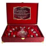 Подарок с гравировкой Подарки для мужчин Графины для водки со...