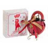 Подарок с гравировкой Свадебные замки Замочки с бантом 7,5*5,7...