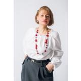 Русский народный костюм БЛУЗКИ ОЛН-00-11-00, 48-50