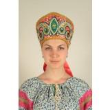 Русский народный костюм КОКОШНИКИ Кокошник Александра...