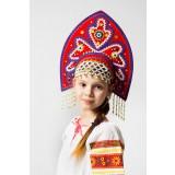 Русский народный костюм КОКОШНИКИ Кокошник Анна АНН-00-01-00,...