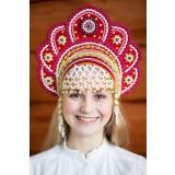 Русский народный костюм КОКОШНИКИ Кокошник Елена ЕЛЕ-00-10-00,...