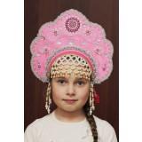 Русский народный костюм КОКОШНИКИ Кокошник Лариса ЛАР-02-06-03,...