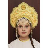 Русский народный костюм КОКОШНИКИ Кокошник Лариса ЛАР-03-09-01,...