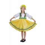 Русский народный костюм ПЛАТЬЯ СИЯ 00-09-00, рост 134-140