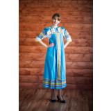 Русский народный костюм САРАФАНЫ Сарафан Дарья ДАР-00-03-00, рост...