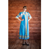 Русский народный костюм САРАФАНЫ Сарафан Дарья ДАР-00-03-00, р...