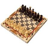 Подарок с гравировкой Настольные игры Шахматы, шашки slchess50,...