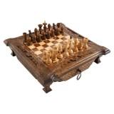 Подарок с гравировкой Настольные игры Шахматы, шашки kh101, Шахматы...