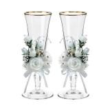 Подарок с гравировкой Свадебные бокалы 050503014, Набор свадебных...