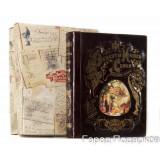 Подарок с гравировкой Книга-альбом 040403003, Рецепты нашей семьи...