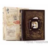Подарок с гравировкой Книга-альбом 040402004, Совет да Любовь...