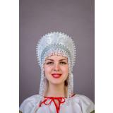 Русский народный костюм КОКОШНИКИ Кокошник  Ольга Олг 00-01-00,...